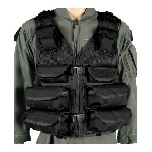 BLACKHAWK! Omega Tactical Vest Medic/Utility by BLACKHAWK!
