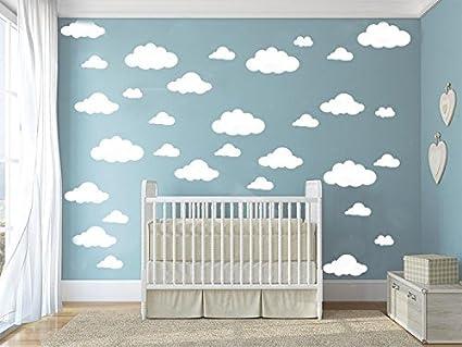 nursery wallpaper clouds impremedianet