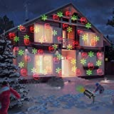 Christmas Laser Projector Lights Outdoor - 10