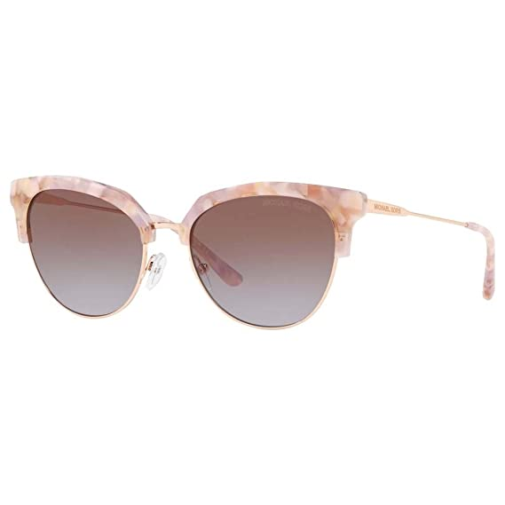 faa79d8d56 Image Unavailable. Image not available for. Colour  MICHAEL KORS Women s  Savannah 334168 54 Sunglasses ...