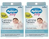 Hyland's Baby Calming Tablets, Natural Symptom Relief of Fussy and Sleepless Babies, 125 Count (250 Count) Review