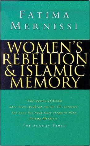 Descarga de ebooks gratis. Women's Rebellion and Islamic Memory (Spanish Edition) PDF by Fatima Mernissi