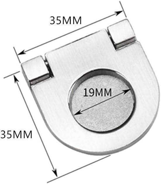 Txinmin - Tirador de puerta de aleación de zinc de 2-9/10 pulgadas ...