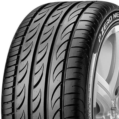 PIRELLI P ZERO NERO Street Radial Tire-205/40ZR17 84W (Best Tires For Fiat Abarth)