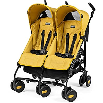 Peg Perego Pliko Mini Twin Baby Stroller by Peg Perego that we recomend personally.