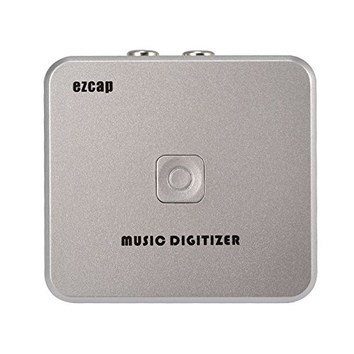 EZCAP Audio Capture Recorder Adapter Card 3.5MM RCA R/L Analog Audio To MP3 Music Digitizer Converter Save MP3 File To SD or USB Flash Drive, 2017 New Delighting Digital Co LTD EZCAP2412017xxx