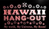 pq2011-r Hawaii Hang Out Girl Kid's Princess Room Neon Light Sign