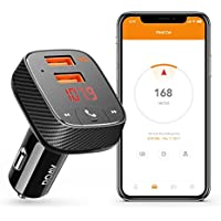 Roav by Anker Car Charger with FM Transmitter and...