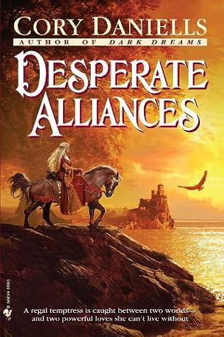 book cover of Desperate Alliances