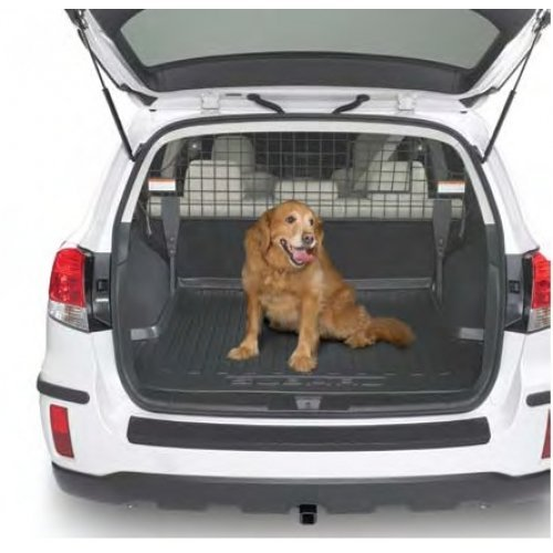 Genuine 2012-2013 Subaru Outback Dog Guard/Compartment Seperator