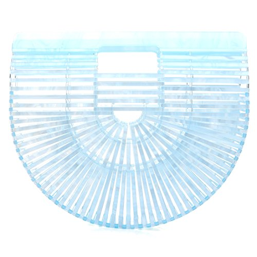 color Summer à Beach pour Blue main Light UNYU Multi Bag femme Sac pwTxdaFfqz