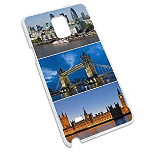 City of London - Big Ben - Bridge Snap On Hard Protective Case for Samsung Galaxy Note 4