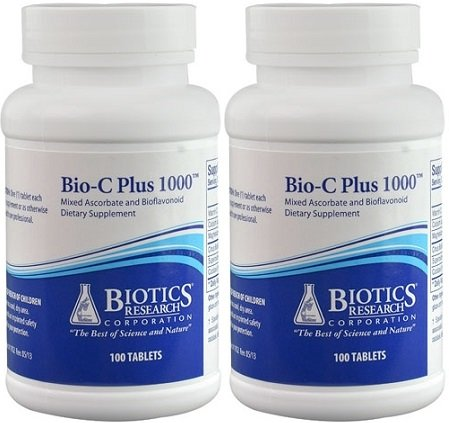 Biotics Research - Bio-C Plus 1000 100T