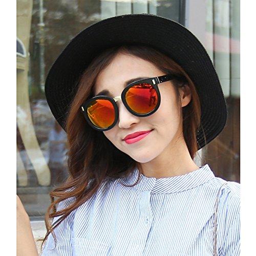 Gafas Sol Sol Polarizadas De Reflejante YQQ De Mujer Gafas Gafas 2 Moda HD Anti Vintage Conducción De de De Deporte sol para Color 3 Reflexivas Gafas Gafas 8qU87wz