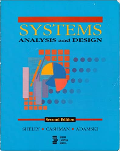Systems Analysis and Design, 2nd edition