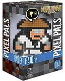 PDP Pixel Pals Mortal Kombat Raiden Collectible Lighted Figure, 878-030-NA-RAIDEN