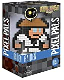 PDP Pixel Pals Mortal Kombat Raiden Collectible Lighted Figure, 878-030-NA-RAIDEN