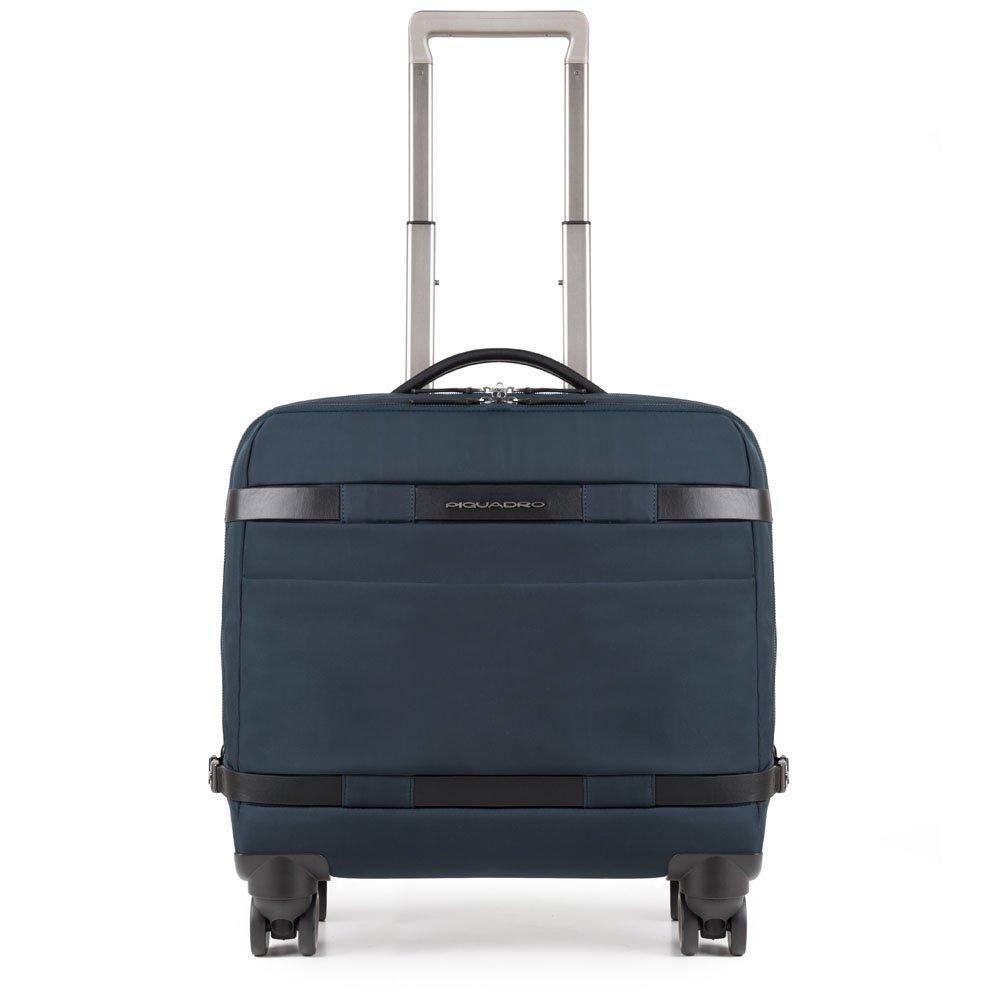 Pierre Luggage Cart, Blue (Blu Notte)