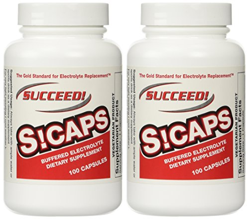 SUCCEED S-Caps 100 Capsules TWIN Pack