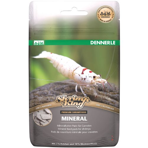 Shrimp King Mineral - Complemento Forro 30 g: Amazon.es: Productos para mascotas