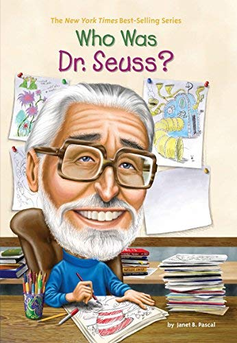 Who Was Dr. Seuss? (Who Was...? (Paperback)) by Janet Pascal -