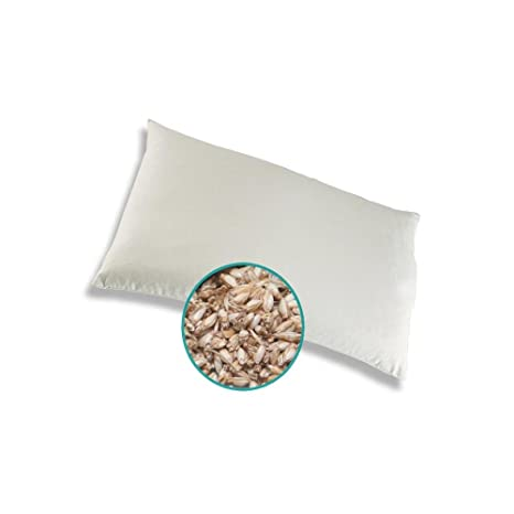 Amazon.com: Almohada de farro Orgánica: Home & Kitchen