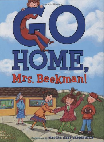 Download Go Home, Mrs. Beekman! pdf