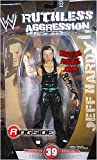 WWE Wrestling Ruthless Aggression Series 39 Action Figure Jeff Hardy