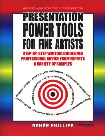 Read Online Presentation Power Tools for Fine Artists pdf epub