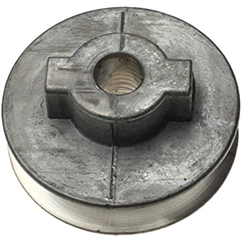 "Chicago Die Cast Single V Groove Pulley A Belt 1-1//2/"" OD X 1//2/"" Bore 150A5. 4"