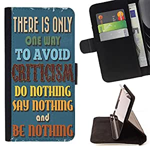 Dragon Case - FOR Samsung Galaxy S3 III I9300 - it is nothing - Caja de la carpeta del caso en folio de cuero del tirš®n de la cubierta protectora Shell