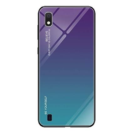 Amazon.com: Aurora - Carcasa de cristal templado para ...