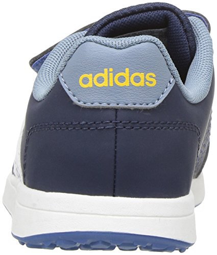 collegiale Niños White Grey Switch Adidasvs Ftwr 2 S Vs Cmf Grey Navy Inf Unisex r8X8nvx7a