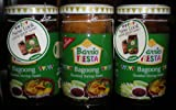 Barrio Fiesta Bagoong ( Shrimp Paste ) (3 bottles)
