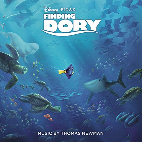 Thomas Newman - Finding Dory - OST - CD - FLAC - 2016 - NBFLAC Download