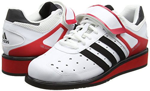 Unisexe White Sport Perfect Radiant De running Salle Power Ftw En Red Ii Black Chaussures Adidas Multicolore Adulte qC8U7wx