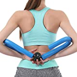 Thigh Toner & Butt, Leg, Arm Toner Thigh Trimmer Leg Exerciser Thigh Master Home Gym Equipment Blue