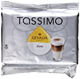 tassimo coffee disc latte - Tassimo® Coffee T-Discs; Gevalia®, Latte, 8/Box