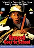 Ernest Goes To School [DVD]