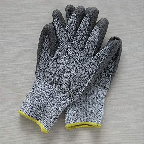 ガーデニング用手袋 カット防止手袋グリーンガーデニングツール突き刺されにくい手袋ガーデングローブ 園芸 採掘 植栽 枝切り 防護手袋