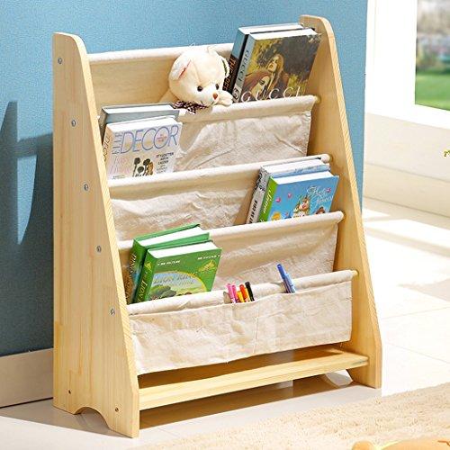 MDBLYJ Estantería de Libros Infantiles estantería de jardín de niños estantería de Fotos Simple Marco de Juguetes de...
