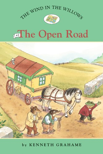 Read Online The Wind in the Willows #2: The Open Road (Easy Reader Classics) (No. 2) pdf