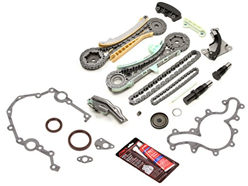 mustang timing chain cover - 1