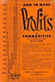 How to Make Profits Trading in Commodities, W. D. Gann, 0939093022