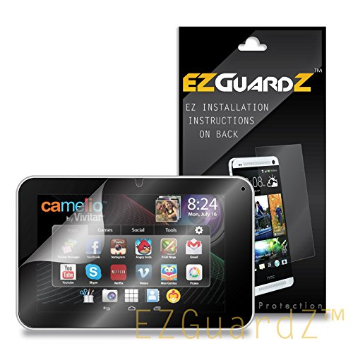 (2-Pack) EZGuardZ Screen Protector for Vivitar Sakar Camelio 2 CAM760 7