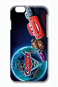 iPhone 5c Case, 6 Case - Thin Fit Protective 3D Hard Back Case Bumper for iPhone 5c Cars 2 Movie Slim Fit Hard Back Cover Case for iPhone 5c es
