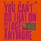 You Can'T Do That On Stage Anymore /Vol.6