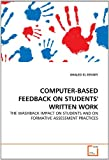 Computer-Based Feedback on Students' Written Work, Khaled El Ebyary, 3639337174
