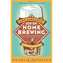 The Complete Joy of Homebrewing Third Edition (Harperresource Book) by Charlie Papazian (1-Oct-2003) Paperback