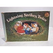 lightning strikes twice [ woodsey adventure book]